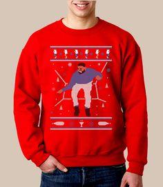 1800 Hotlinebling Drake Hotline Bling Ugly Xmas Christmas Sweater Hot Line Rapper Toronto Video Music par Hotmarketapparel sur Etsy https://www.etsy.com/fr/listing/259260021/1800-hotlinebling-drake-hotline-bling