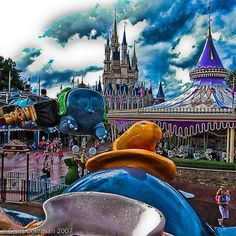 WDW - Walt Disney World Info and Pics: Magic Kingdom - Fantasyland Pictures