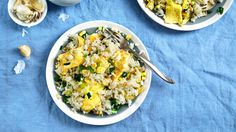 Sinangag (Filipino Garlic Fried Rice). This breakfast dish from the Philippines calls for day-old rice and lots of garlic.