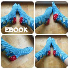 Ebook+Montis+bunte+Socken+nähen+Gr.+20-45+von+Villa+Monti+auf+DaWanda.com