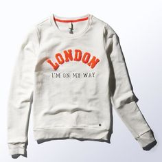 adidas London Sweatshirt - White | adidas Europe/Africa
