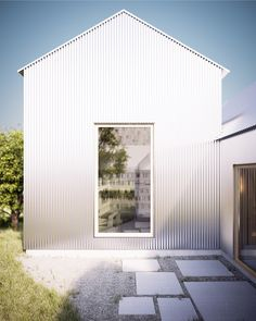 corrugated house-2