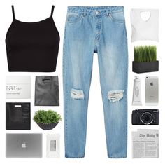 """""""-- 500,000 LIKES"""" by feels-like-snow-in-september ❤ liked on Polyvore featuring Monki, Crate and Barrel, Ethan Allen, Stila, Fujifilm, 3.1 Phillip Lim, Jennifer Haley, Byredo, NARS Cosmetics and melsunicorns"""