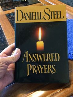 Answered Prayers by Danielle Steel 2002 Hardcover | eBay