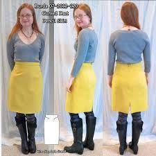 Image result for tuck dart pencil skirt
