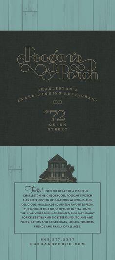 rack card design inspiration #DanCamacho.com #Design