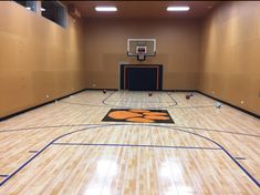 57 Indoor Residential Courts Ideas Sport Court Indoor Home Basketball Court