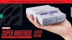 Nintendo ha mostrado el primer tráiler de la SNES Classic Edition