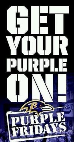 Purple Friday!
