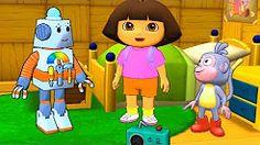 Dora and Friends the Explorer Animation Here Comes Roberto Nickelodeon Junior Kids Video!