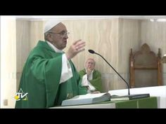 (Mon, Jun 10, 2013) Pope Francis: real conversion is the work of the Spirit - YouTube
