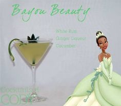 The Bayou Beauty Disney cocktails making my mouth water (21photos) - disney-cocktails-7