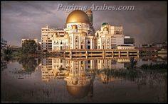 Mezquita Klang en Malasia