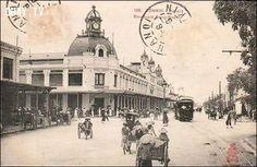 Nhà Godard (Tràng Tiền plaza). Đường Đồng Khánh (Boulevard Dong-Khanh)