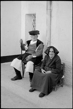 Magnum Photos - Henri Cartier-Bresson // SARDINIA. 1962.