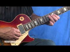 Eric Clapton Guitar Riff Lesson - YouTube
