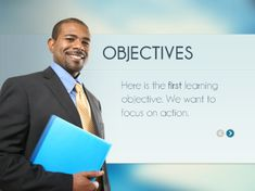 Articulate Rapid E-Learning Blog - free PowerPoint template for online training courses
