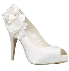 My lovely and really comfy wedding shoes <3
