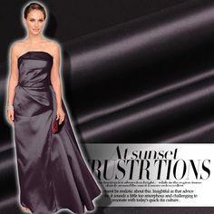 Бесплатная доставка ~ 1 ярд шелк Ткань Атлас Для штаны вечернее платье ткань Deep Purple 46.99