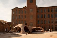 Word Architecture premia la volta catalana  World Arch Festival #bricktopia map13