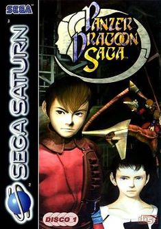 Panzer Dragoon Saga, if you own(ed) a Sega Saturn and this game, then you know what 'epic' really means. - Word!