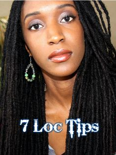 7 Tips for Dreadlock Care! Maintaining your OWN locs