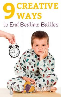 Bedtime doesn't have to be challenging. Learn how to end bedtime battles and make putting kids to bed an enjoyable experience from Mama Natural. www.mamanatural.c...