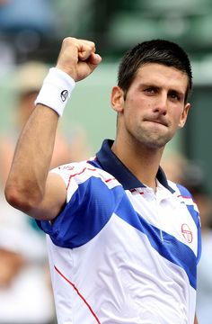 Novak Djokovic- one of the most funniest and nice guys going around in the tennis world!!