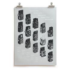 Evolution TLR Print Silver