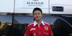 Rio Haryanto, GP2 driver from Indonesia !