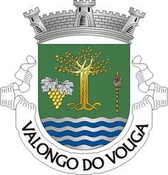 Brasão de armas de Valongo do Vouga