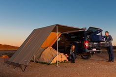 Roof Rack Awning: ARB Awning Wind Break