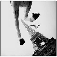 Eiffel Tower (Tour Eiffel). Paris. France. @ernestooehler Fine Art Print available in www.ernestooehler.com