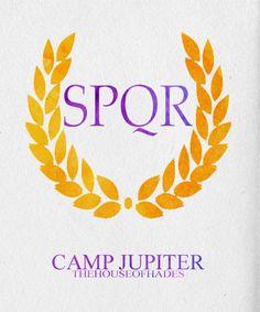 Camp Jupiter. One of my three homes :)