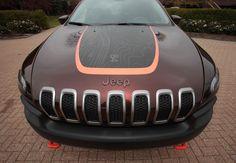 Jeep Mopar-Modified SEMA Show Vehicle