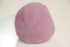 DIY Tejer: Cómo hacer capotas de punto para bebés | Manualidades Dory, Baby Knitting, Diy And Crafts, Artsy, Pandora, Baby Tops, Projects, Baby Afghans