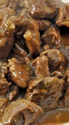 Venison Stew, Basic Brown Sauce and a primer on spices Elk Recipes, Stew Meat Recipes, Venison Recipes, Fish Recipes, Cooking Recipes, Game Recipes, Cooking Games, Deer Steak Recipes, Venison Meals
