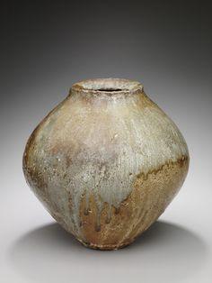randy johnston vase #pottery