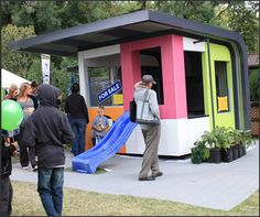 Funky Factory - Vaughn Constructions Kids Undercover Cubby Challenge