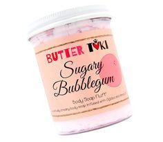 Sugary Bubblegum Whipped Body fluff