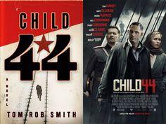 """Child 44"" by Tom Rob Smith"