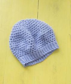 Free Crochet Pattern: Angora Tam