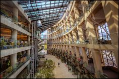 Salt Lake City Public Library; Salt Lake City | 19 Totally Magical Libraries To Visit Before You Die