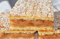 Cinnamon Stars Recipe, Kolache Recipe, Hungarian Recipes, Hungarian Food, Strudel, Sweet Desserts, Vanilla Cake, Cookie Recipes, Sweet Tooth