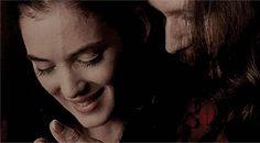 "Winona Ryder and Gary Oldman gif from ""Bram Stoker's Dracula""."