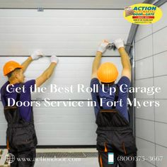 Are you looking for the high-quality roll-up doors service for your garage. Then you have come to the right place. In Fort Myers, our company is known as the best roll-up garage doors service provider. You can contact us anytime. Roll Up Garage Door, Garage Doors For Sale, Roll Up Doors, Garage Door Opener, Action Door, Cape Coral, Fort Myers, Commercial