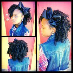 Cute Crochet Braids Shared By Jasmine Jones - http://community.blackhairinformation.com/hairstyle-gallery/kids-hairstyles/cute-crochet-braids-shared-jasmine-jones/ #kidshairstyles