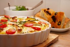 Jubii Webmail :: Vi tror, at du vil synes om disse pins Pizza, Mozzarella, Quiche, Mashed Potatoes, Macaroni And Cheese, Recipies, Good Food, Healthy Recipes, Healthy Food