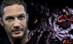 Tom Hardy è Venom,  ecco il teaser Trailer !!