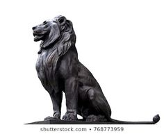 Lion Statue Figure - Free photo on Pixabay Concrete Statues, Speaker Design, Chimera, Animal Sculptures, Wood Sculpture, Free Photos, Mansion, Wall Art Decor, Photo Editing